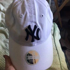 NY Cap (White)